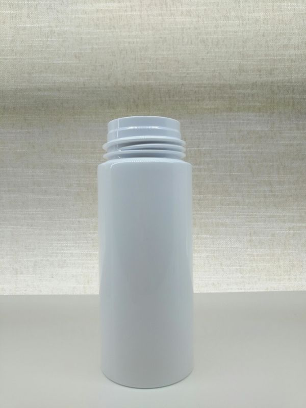 Screwing Cap Odorless PET Cosmetic Bottle For Face Cream / Medical